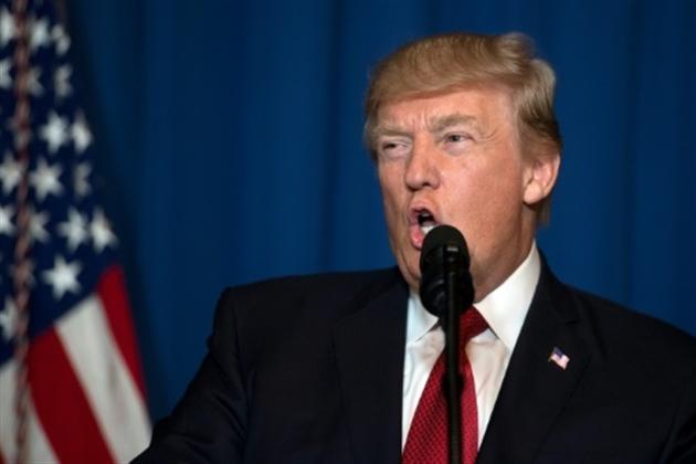 Donald Trump le 6 avril 20174 à West Palm Beach  JIM WATSONLe sarin un puissant neurotoxique- John SAEKI