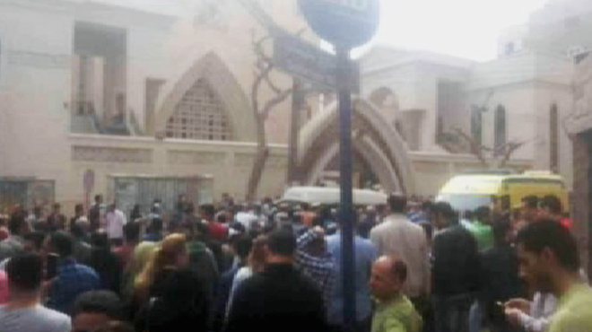 L'organisation Etat islamique attaque les coptes égyptiens