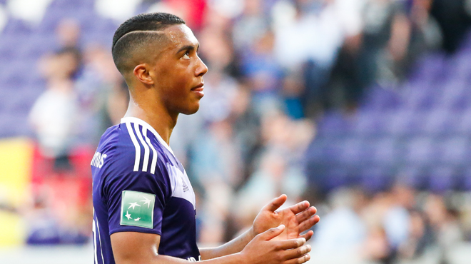 Monaco en pole pour s'attacher les services de Youri Tielemans