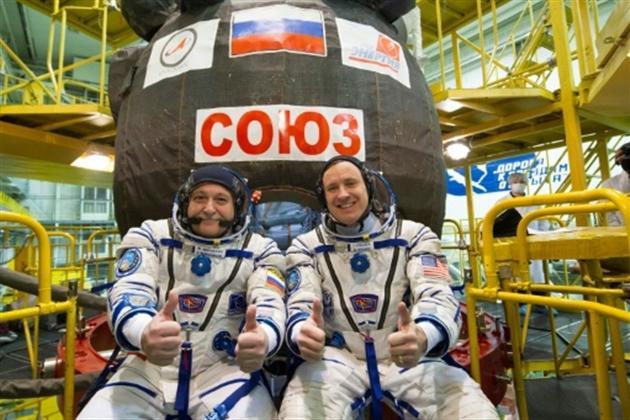 ISS. Trois astronautes de retour sur Terre