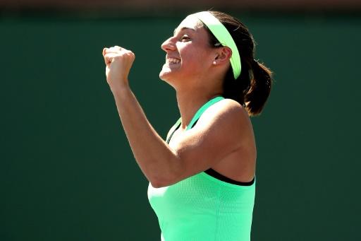Fed Cup : Garcia annonce qu'elle est blessée, les Bleues tweetent