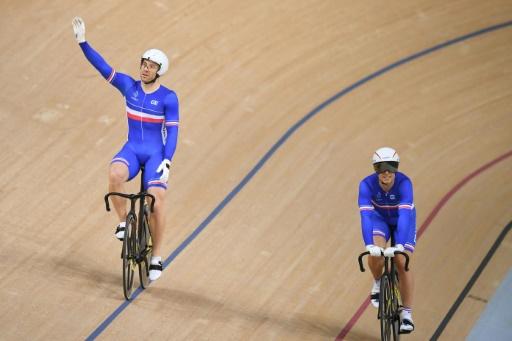Cyclisme: victoire australienne dans la poursuite par équipes