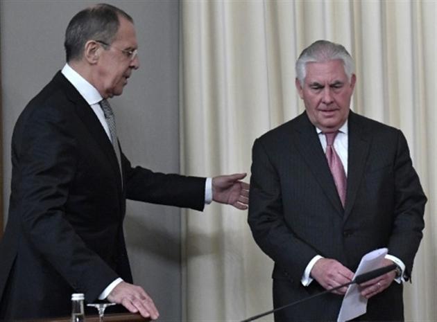 Poutine conteste l'attaque chimique — Syrie