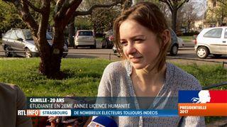 Les Français face à leur destin (4/12)- notre journaliste à STRASBOURG, où beaucoup ignorent pour qui ils vont voter