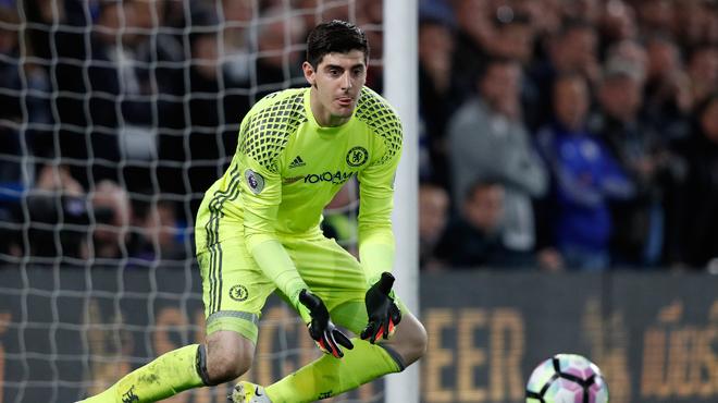 Sans Courtois, Chelsea chute à Man Utd