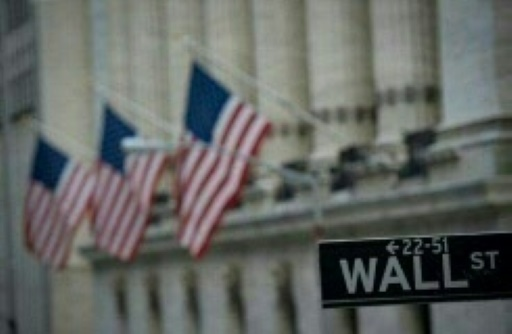 Wall Street en nette hausse, soutenue par la croissance chinoise