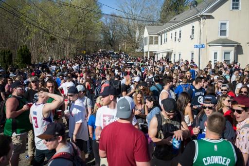 Doublé kényan avec Kirui et Kiplagat — Marathon de Boston