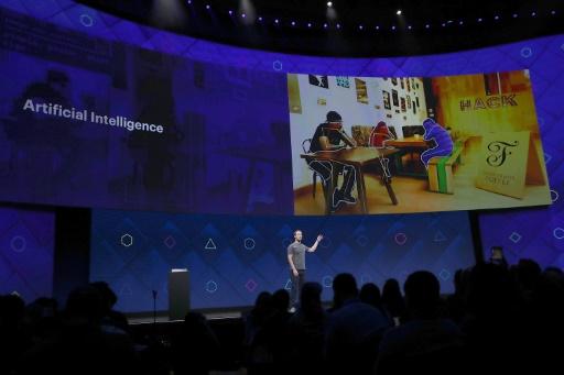 Facebook mise sur le smartphone pour développer dans la réalité augmentée