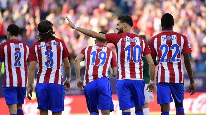 Ligue des champions l'Atlético de Carrasco en 1/2 finale