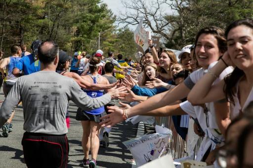 Le Kénya à l'honneur à Boston — Marathon de Boston