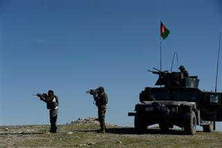 Afghanistan- la zone de la méga-bombe toujours interdite
