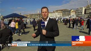 Les Français face à leur destin (10/12)- à MARSEILLE, on choisit traditionnellement le vainqueur de l'élection, mais cette fois, tout pourrait changer...