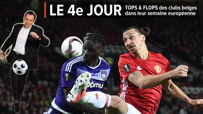 Europa League: Anderlecht sort par la toute grande porte !