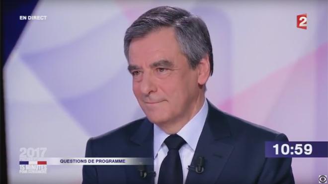 Le sous-entendu de François Fillon choque