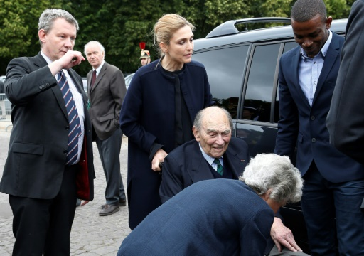 Décès d'Alain Gayet, compagnon de la Libération, à 94 ans