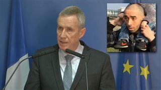 Quatre condamnations pour des faits violents, un voyage en Algérie...- ce que l'on sait sur l'assaillant des Champs-Elysées Karim Cheurfi