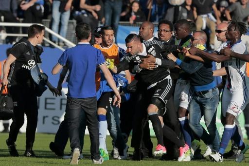 Bastia-OL : plainte pour menaces de mort contre Lopes