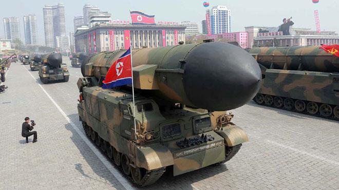 Pyongyang menace Washington de