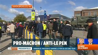 Voici pour qui les Français de Belgique ont voté- Macron est 1er, mais Marine Le Pen n'est pas 2e 3