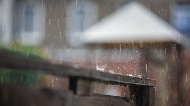 Le risque de pluie s'amenuisera ce week-end