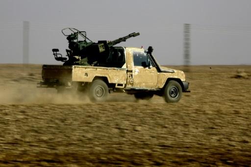 La Turquie bombarde les positions kurdes — Irak