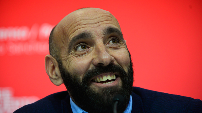 L'AS Rome officialise la signature de Monchi — Italie