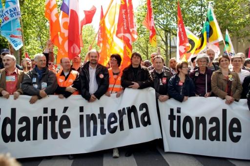La CGT appelle à ne pas voter Marine Le Pen — Présidentielle