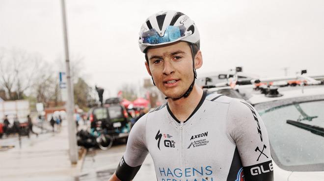 Décès du jeune coureur américain Chad Young, des suites d'une chute