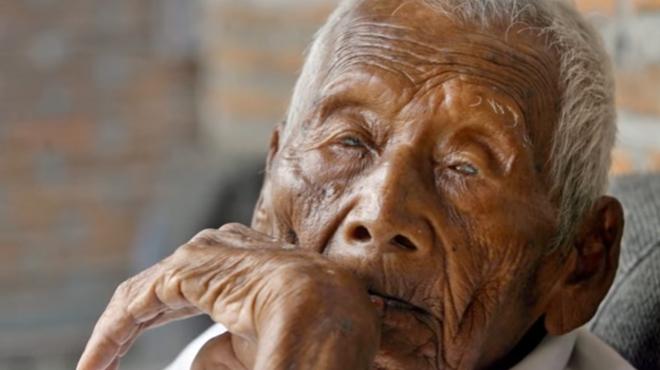 L'homme le plus âgé du monde est décédé