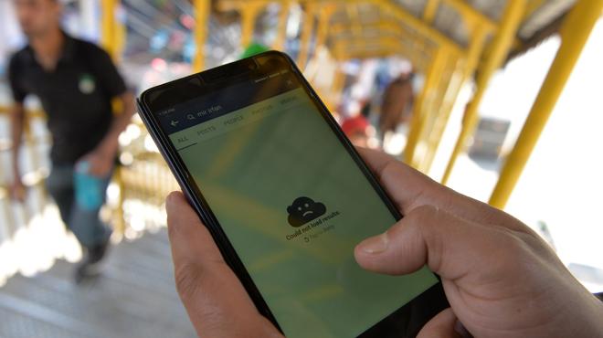 Panique sur les réseaux sociaux après une panne de Whatsapp — Maroc