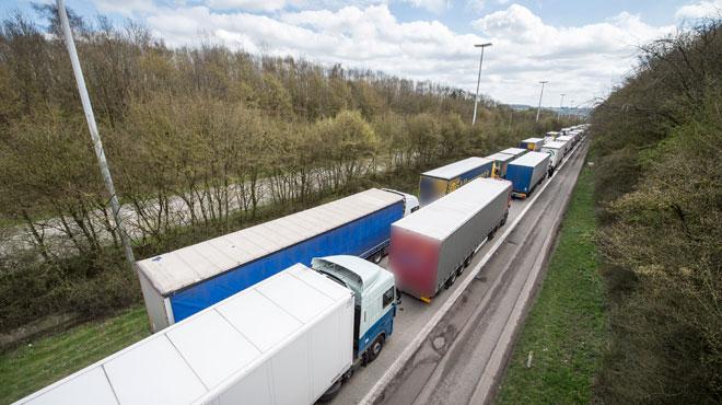 Dumping social : le patron d'un groupe de transport routier belge incarcéré