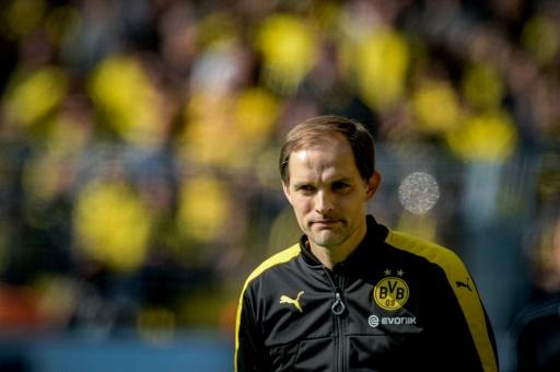 Allemagne - Tuchel sur un siège éjectable à Dortmund