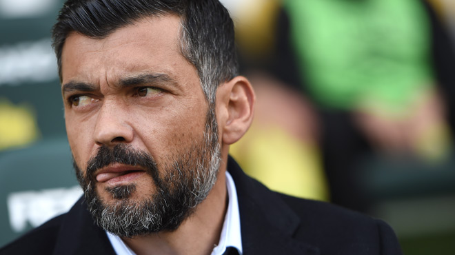 Conceição révèle pourquoi il a refusé le Standard — Nantes