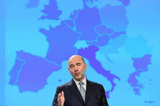 Déficit public français 2017: l'UE relève légèrement sa prévision à 3%
