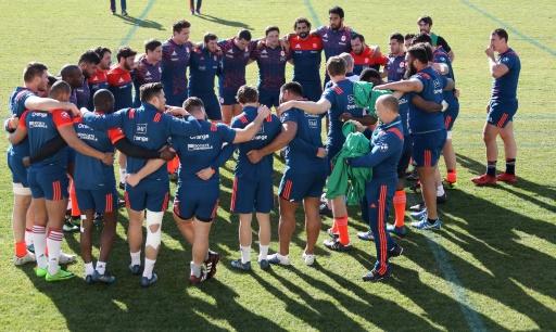 Rugby : une poule difficile pour l'Angleterre