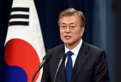 Moon prêt à visiter le Nord — Corée du Sud