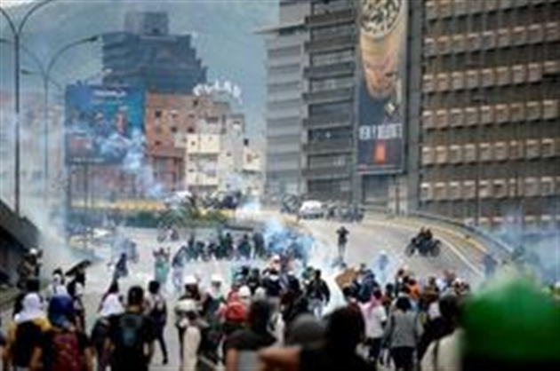 Venezuela: 42 morts en six semaines de manifestations