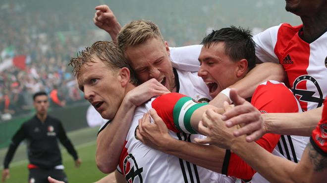 Feyenoord sacré champion des Pays-Bas — Officiel