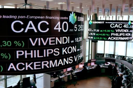 La Bourse de Paris ouvre en légère hausse de 0,11%