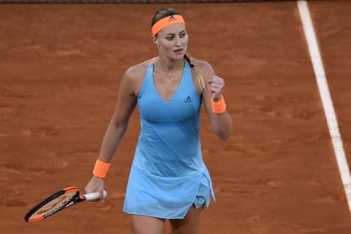 Quatrième finale de la saison pour Kristina Mladenovic — Tennis
