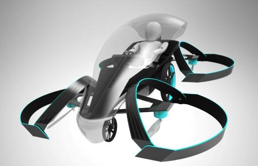 Toyota soutient un projet de voiture volante