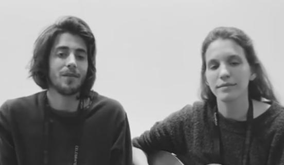 Les gagnants de l'Eurovision aiment la chanson de la candidate belge et la reprennent en duo (vidéo)
