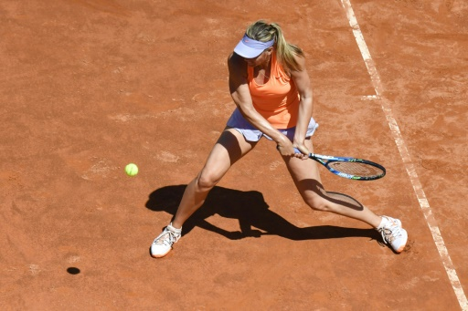 Sharapova invitée (wild-card) au tournoi de Birmingham — Tennis