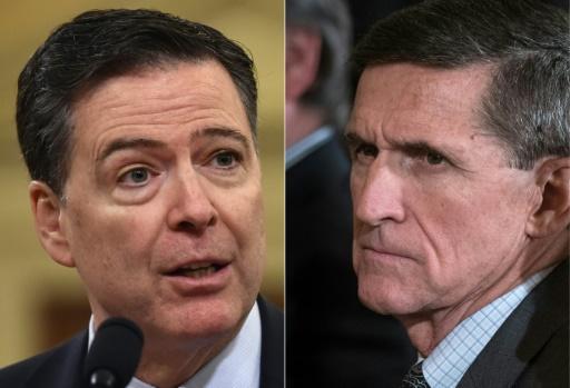 Nouveau scandale, Trump aurait demandé au FBI d'arrêter une enquête — Etats-Unis