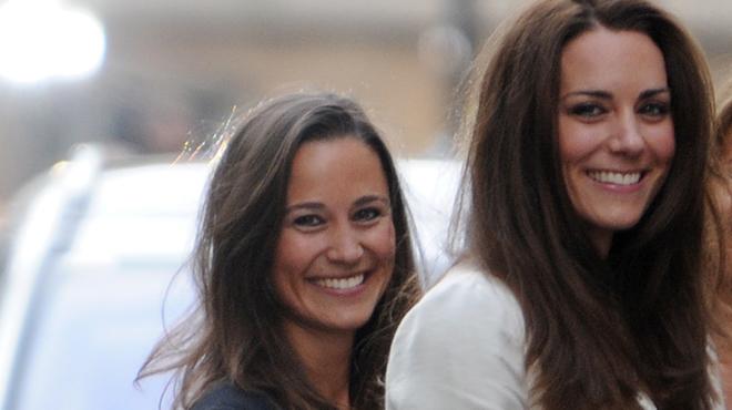 Dossier royal: Kate et Pippa, les soeurs chéries