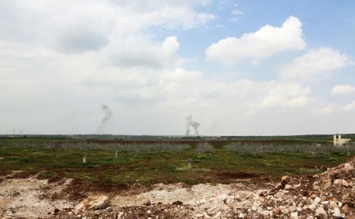 Plus de 50 morts dans une attaque de l'État islamique — Syrie