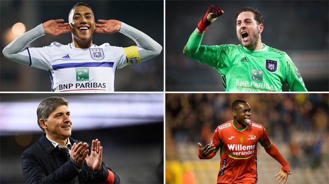 Gala du Footballeur Pro de l'Année: qui a été le meilleur cette saison?