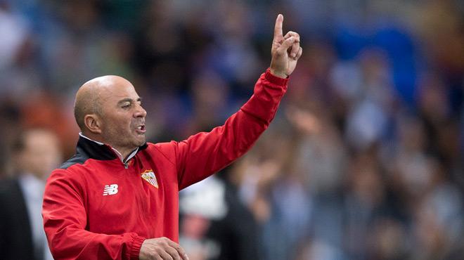 FC Séville: Jorge Sampaoli veut reprendre les rênes de l'Argentine
