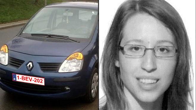 Valérie, 30 ans, a disparu depuis qu'elle a quitté son domicile à Flobecq: l'avez vous vue, ou vu sa Renault Modus?