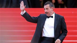L'acteur Adam Sandler change de registre et attendrit Cannes- Il est frustrant de voir combien il peut être bon quand il ne joue pas des films typiques d'Adam Sandler